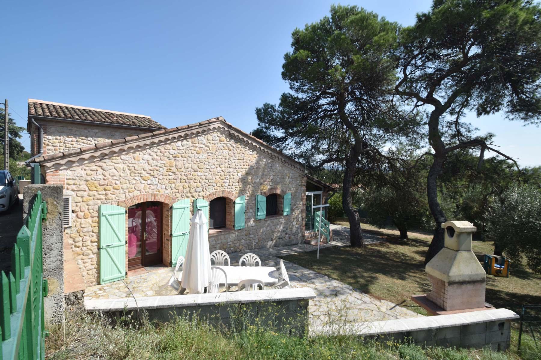 Vakantiehuis in Saint-Ambroix, in Languedoc-Roussillon.