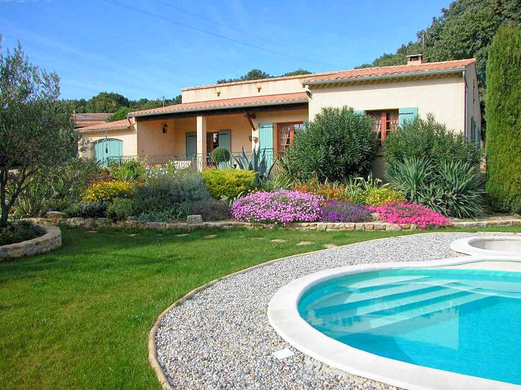 Vakantiehuis in Saint-Mediers met zwembad, in Languedoc-Roussillon.