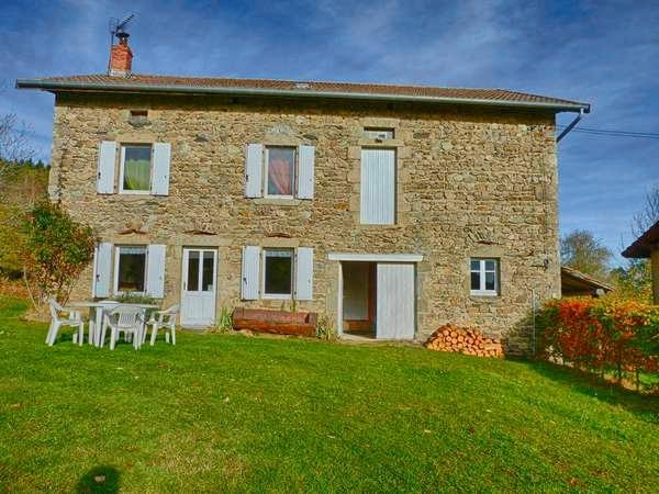 Vakantiehuis in Beaune-sur-Arzon, in Auvergne.