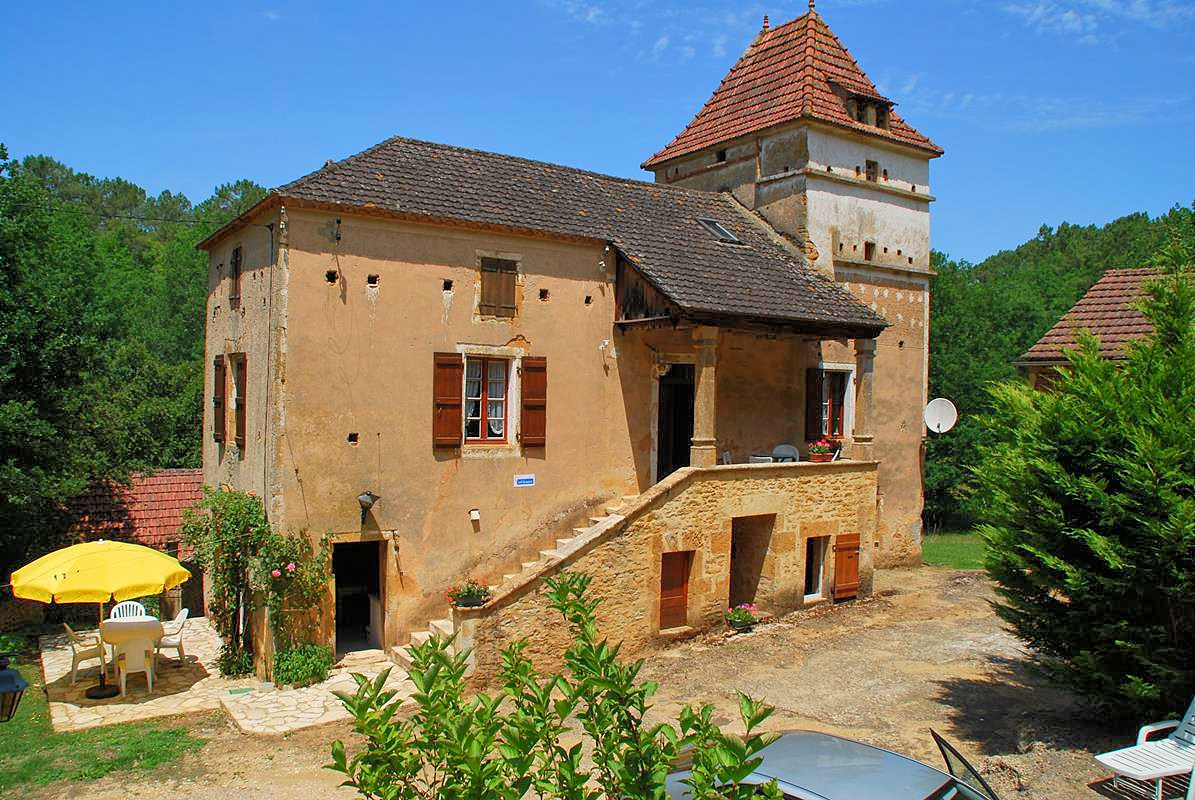 Vakantiehuis in Frayssinet-le-Gelat, in Dordogne-Limousin.