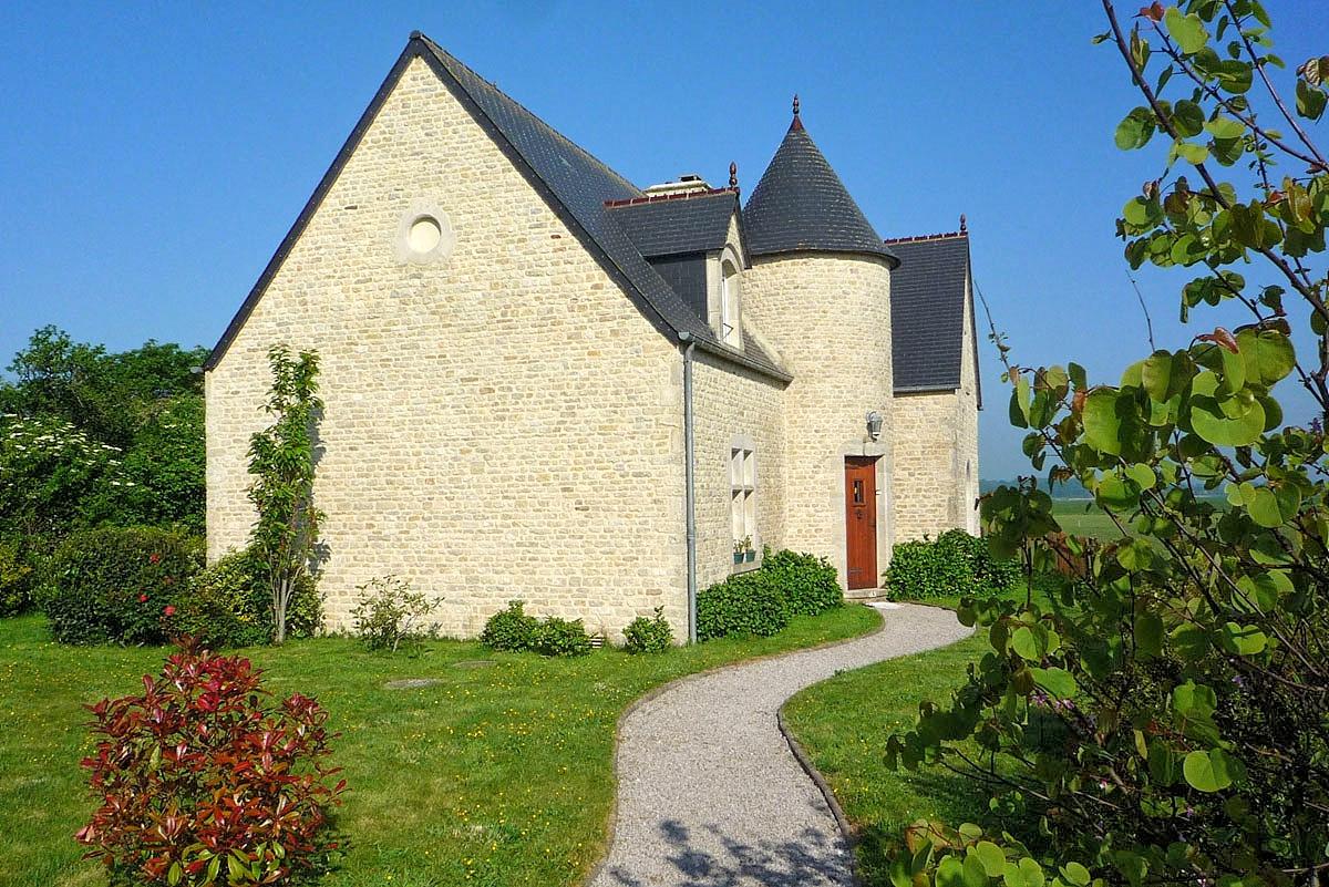 Ferienhaus in liesville sur douve mieten in normandie