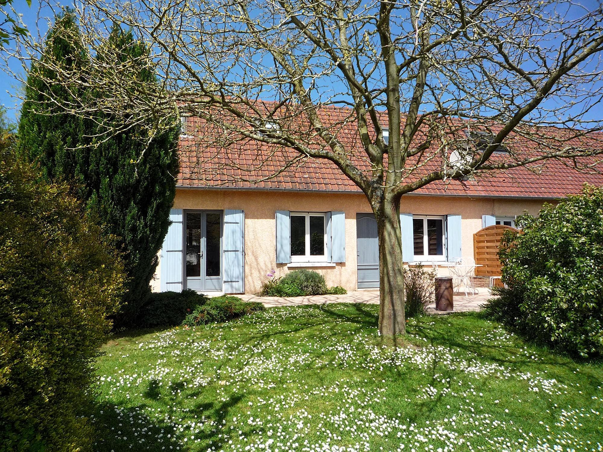 Vakantiehuis in Ancourt, in Normandie.