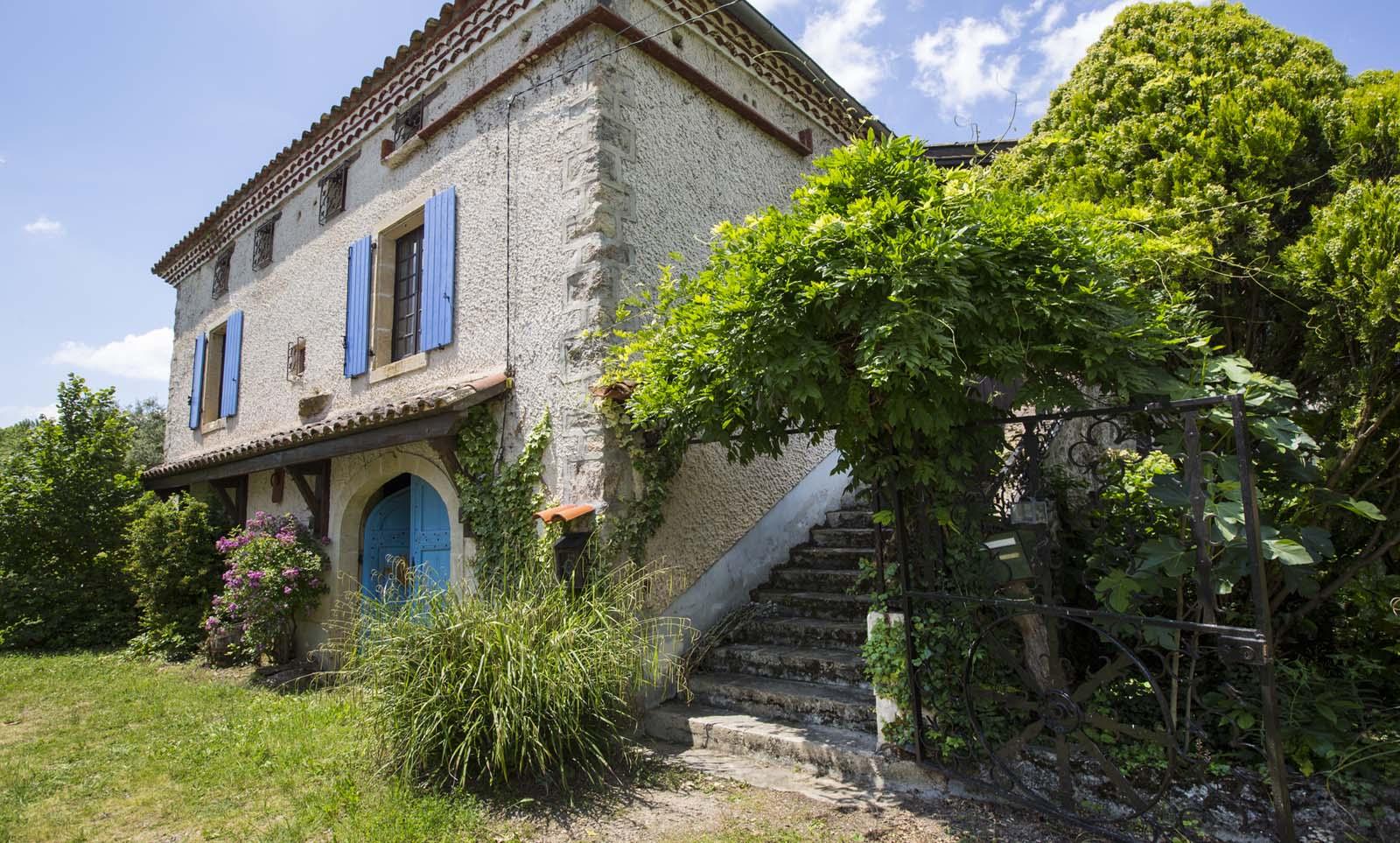 Vakantiehuis in Le Riols, in Midi-Pyrénées.