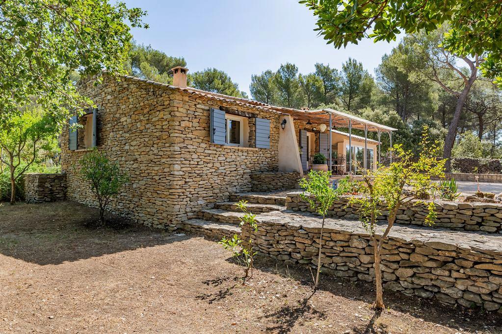 Vakantiehuis in Le Beausset met zwembad, in Provence-Cote d'Azur.