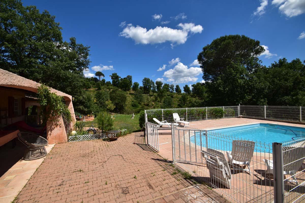 Location maison avec piscine vidauban ventana blog - Vacances drome provencale avec piscine ...