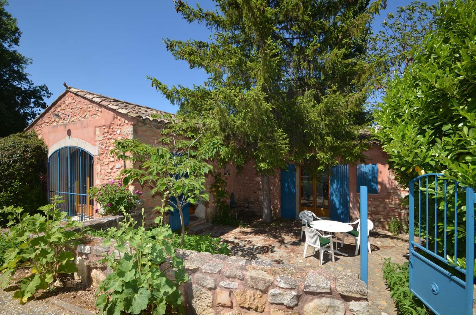 Vakantiehuis in Gargas, in Provence-Cote d'Azur.