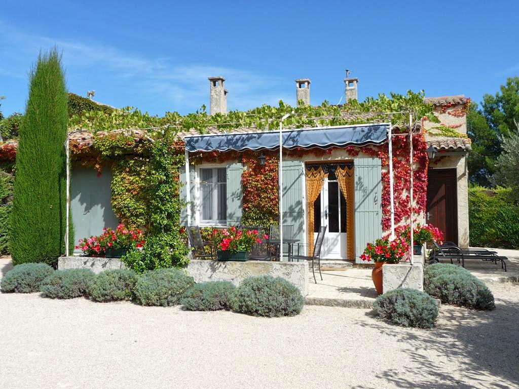 Vakantiehuis in Crillon-le-Brave met zwembad, in Provence-Côte d