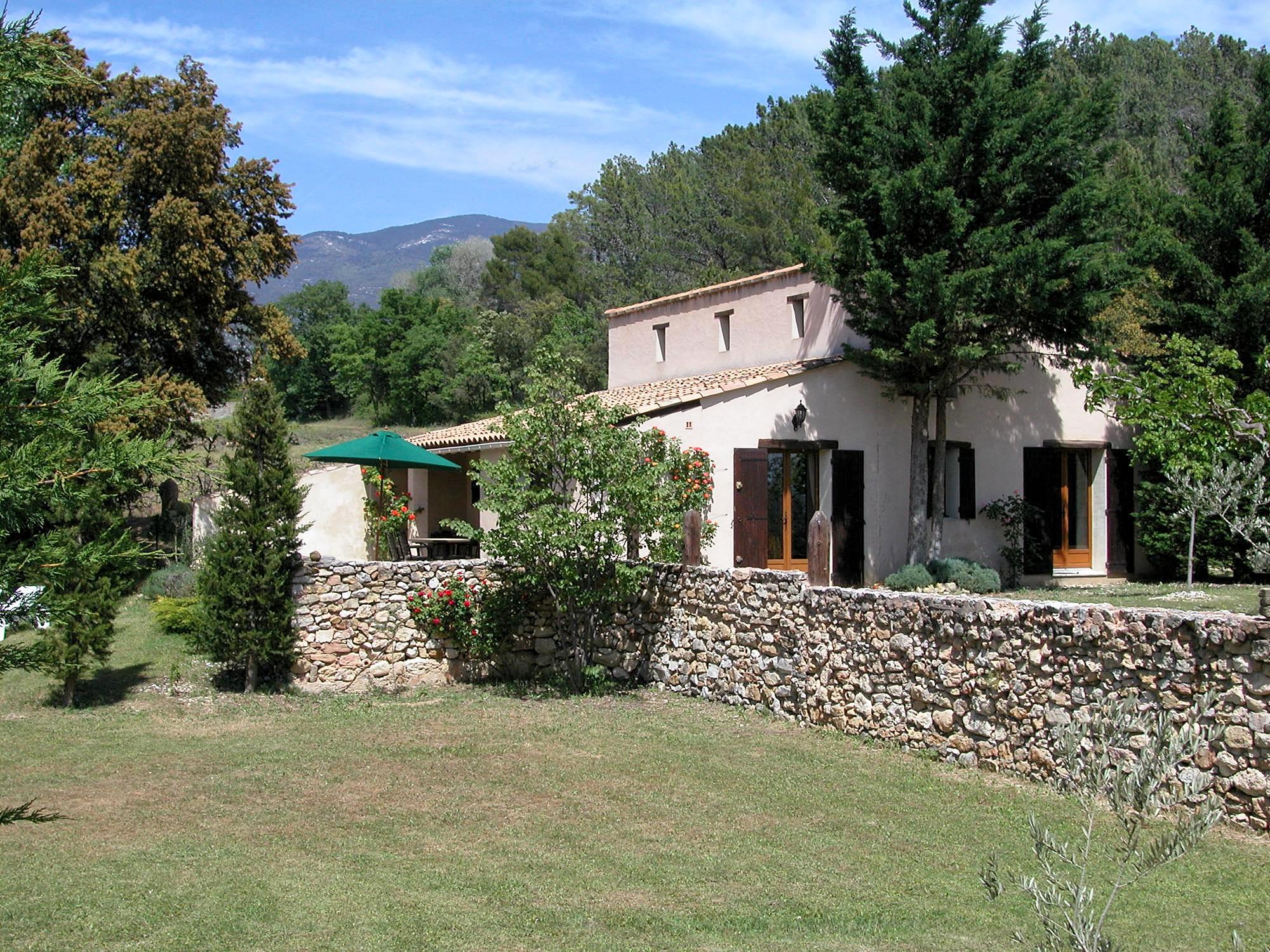 Vakantiehuis in Bedoin, in Provence-Cote d'Azur.
