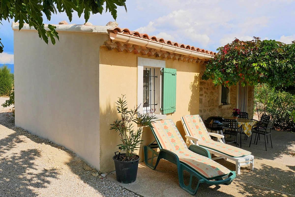 Vakantiehuis in Mazan, in Provence-Cote d'Azur.