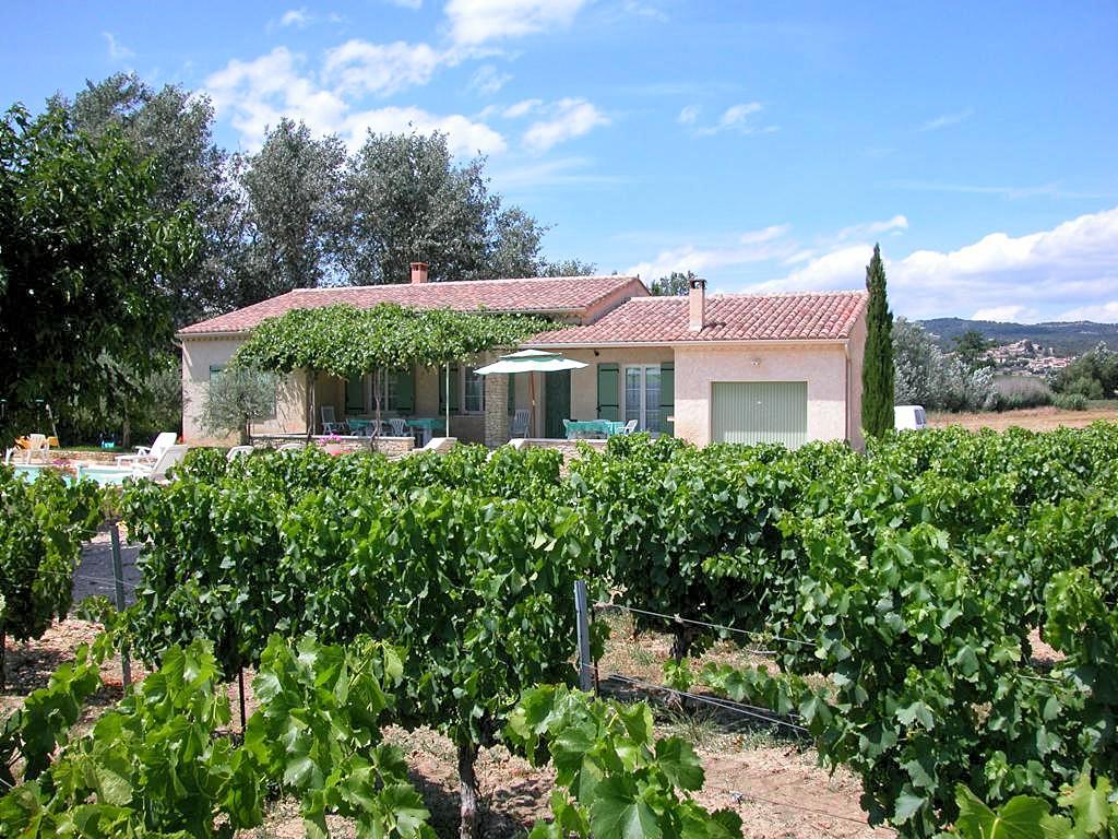 Vakantiehuis met zwembad in Provence-Côte d'Azur in Joucas (Fran