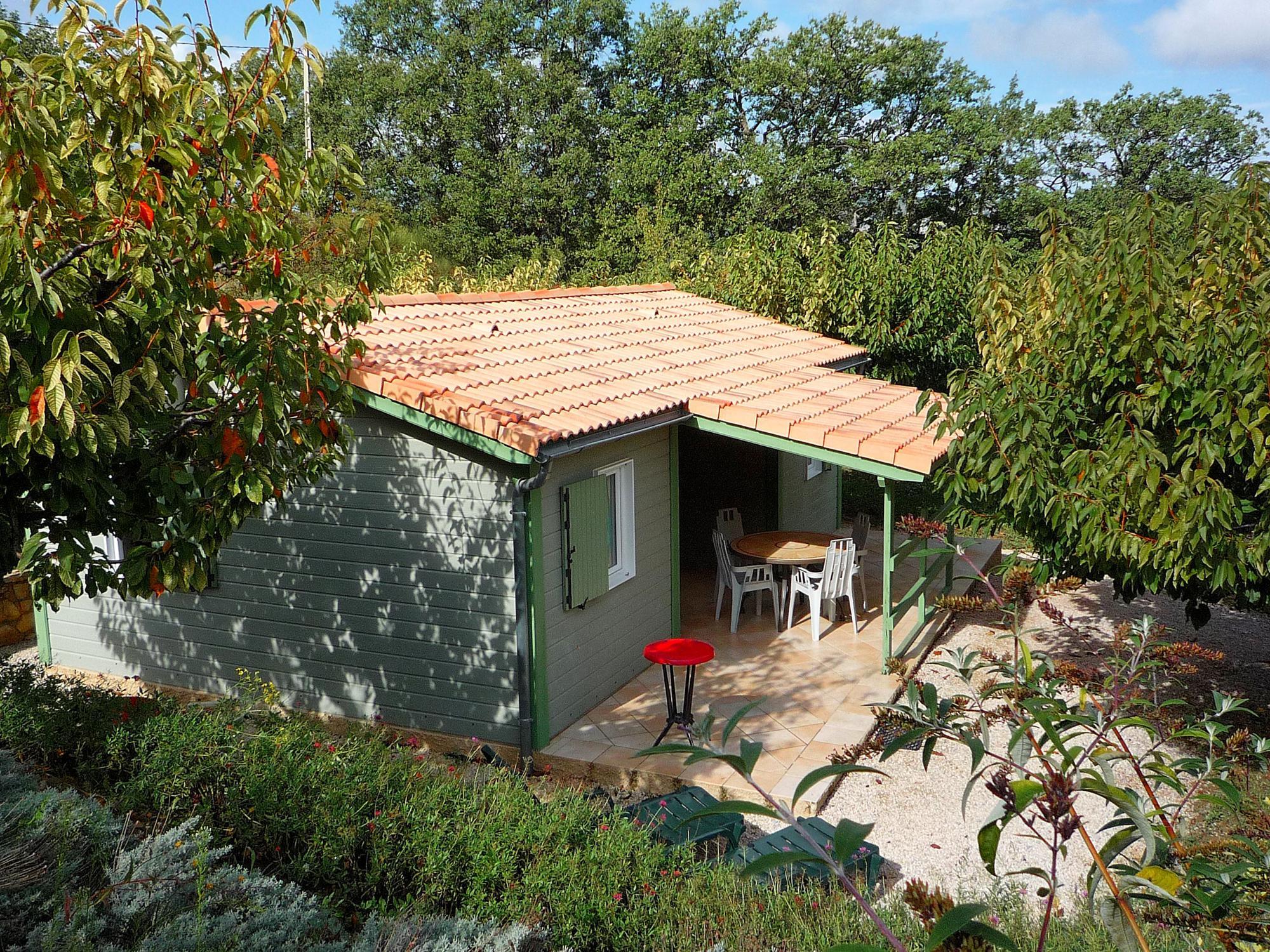 Vakantiehuis in Malaucene met zwembad, in Provence-Cote d'Azur.