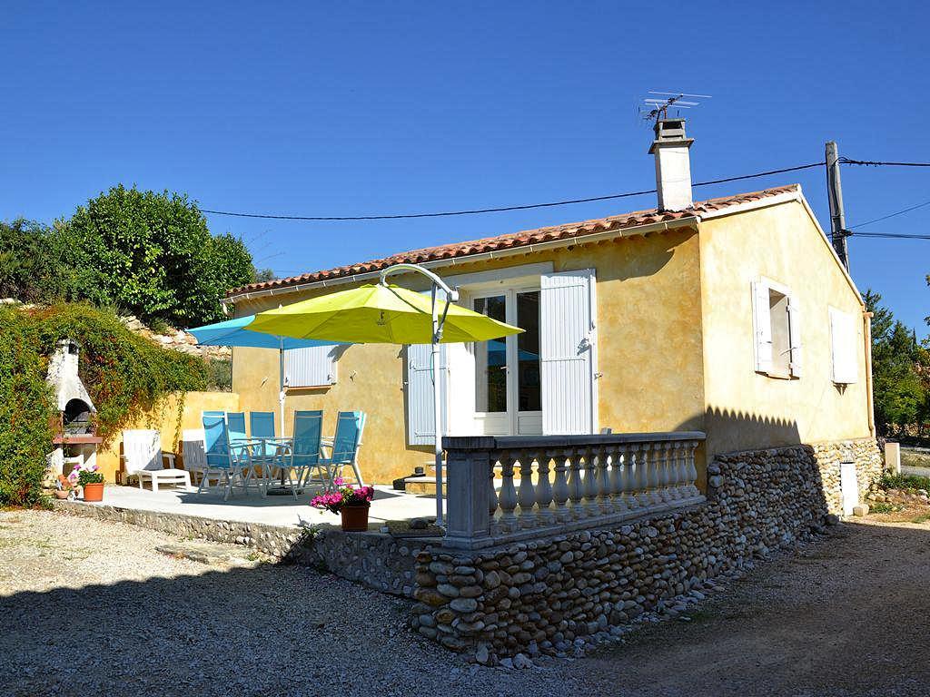 Vakantiehuis in Bedoin met zwembad, in Provence-Cote d'Azur.