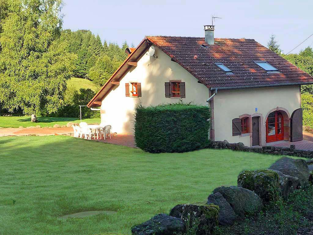 Vakantiehuis in Tendon, in Lotharingen.