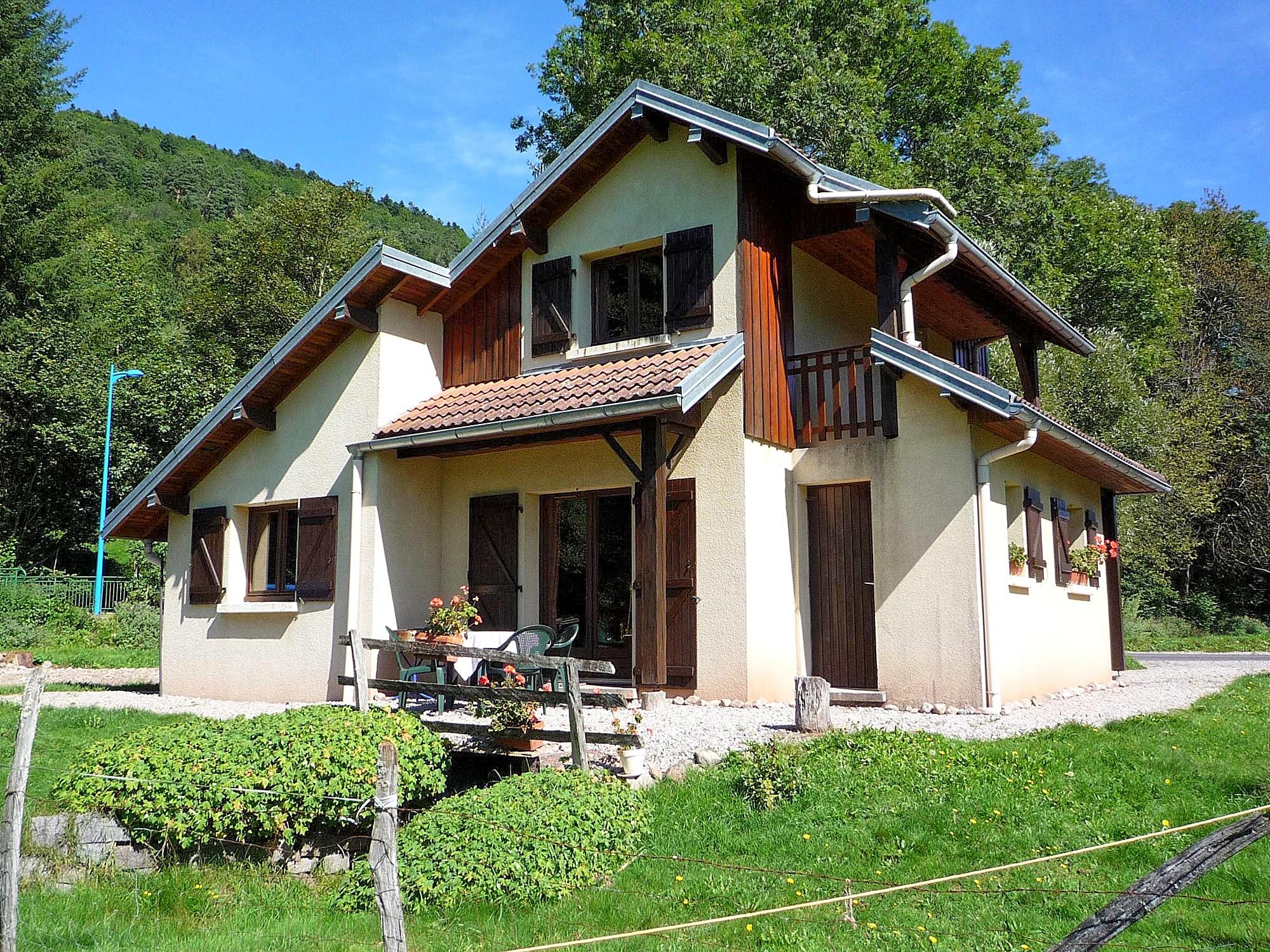 Vakantiehuis in Lotharingen in Sapois (Frankrijk)