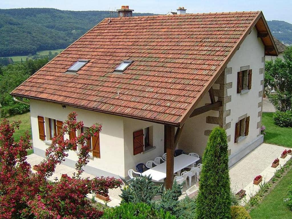 Vakantiehuis in Le Val-d'Ajol, in Lotharingen.