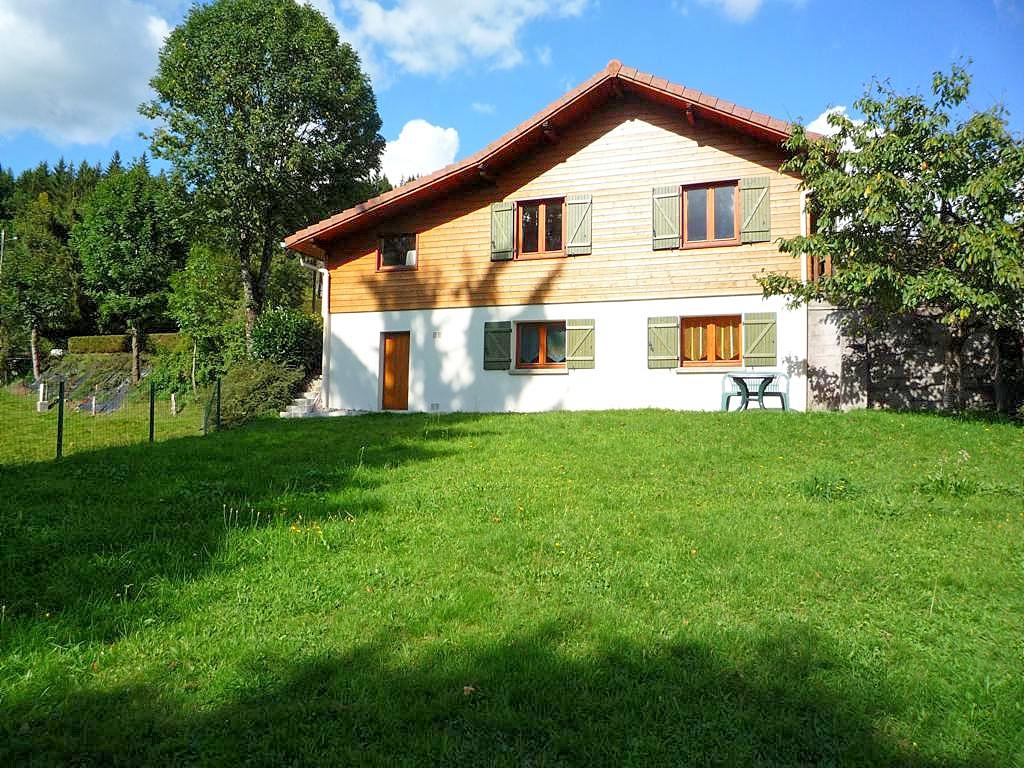Vakantiehuis in Cornimont, in Lotharingen.