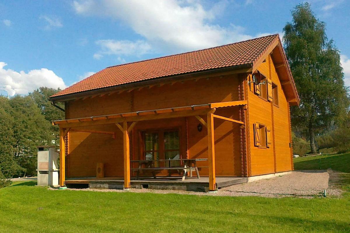 Vakantiehuis in Le Tholy, in Lotharingen.