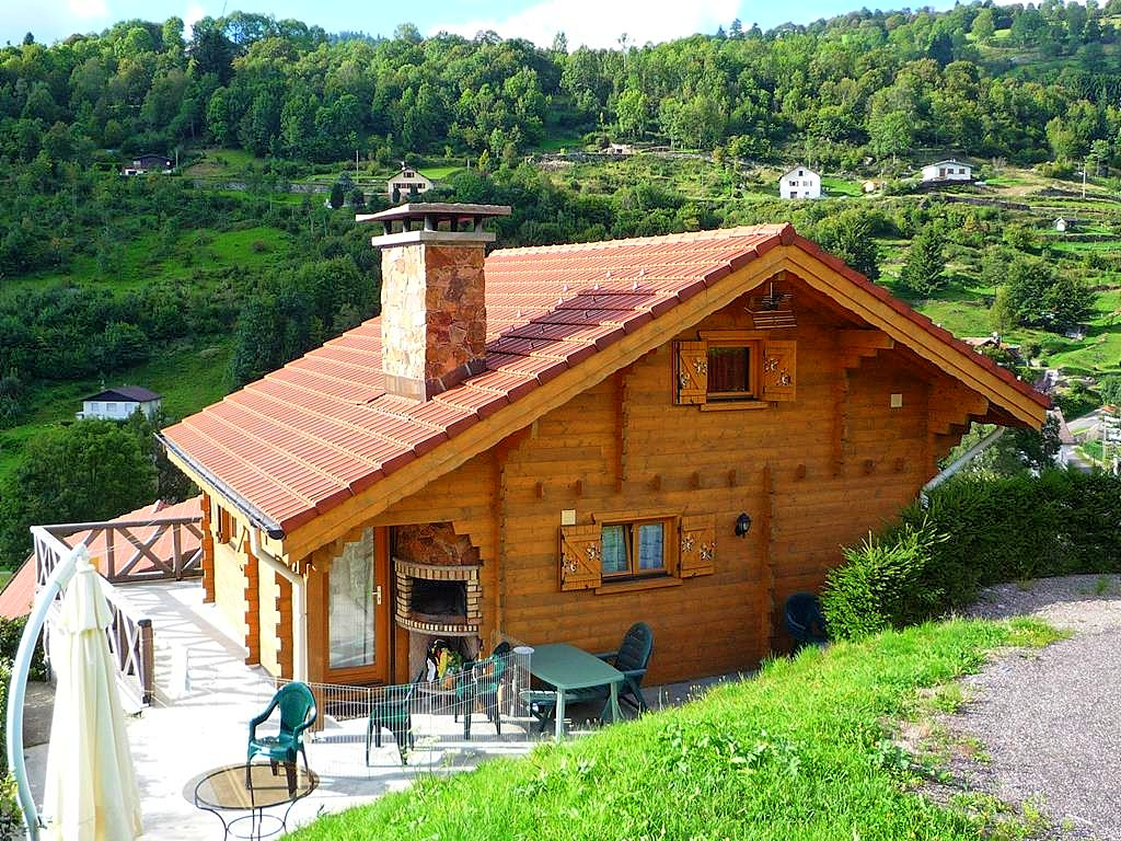 Vakantiehuis in La Bresse, in Lotharingen.