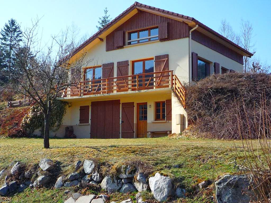 Vakantiehuis in Rochesson, in Lotharingen.