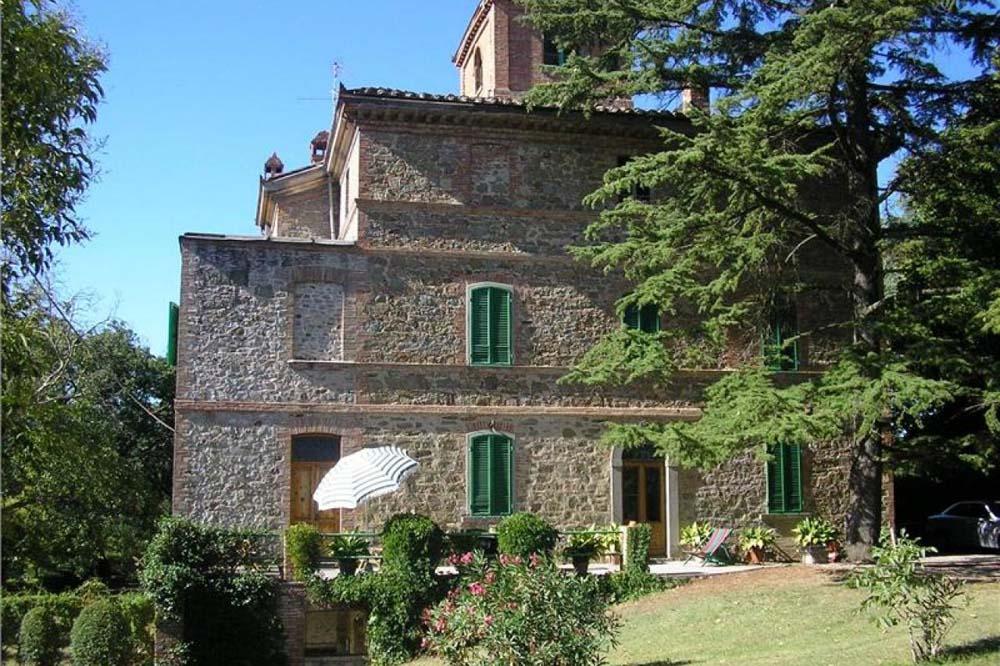 Vakantiehuis in Monteleone d'Orvieto met zwembad, in Umbrie.