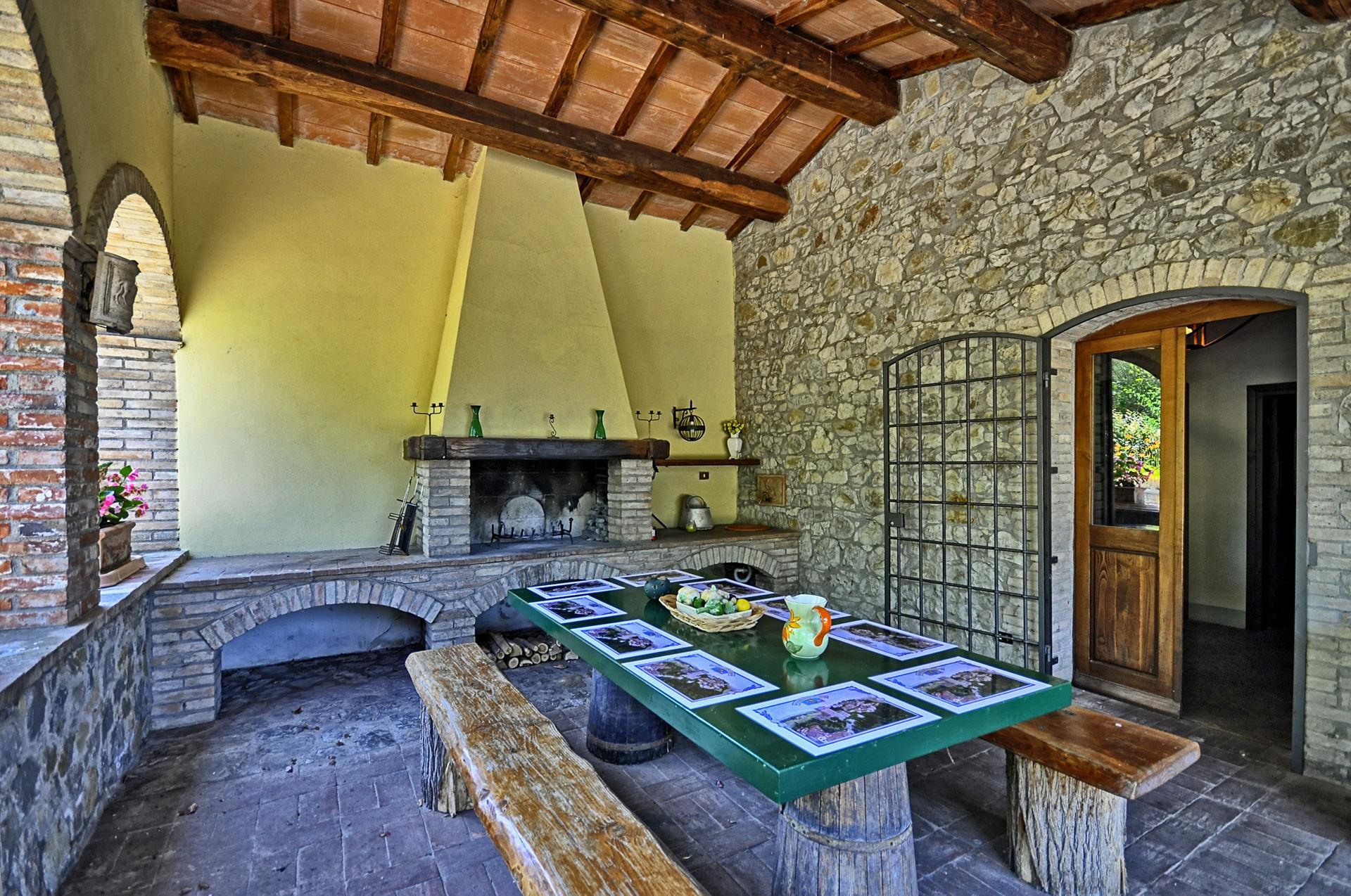 Casa Vacanze In Trevinano Con Piscina In Lazio